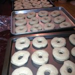 donuts rising