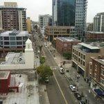 View of Gaslamp District from 10th Floor of Solamar