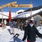 Chez Nannon par beau temps froid / Morzine - Les Gets
