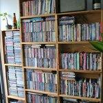 Free rental of DVD