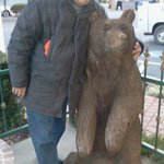 l'orso dell'albergo