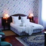 One of the luxury rooms !