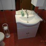 Bathroom triple room
