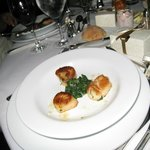 superb scallops
