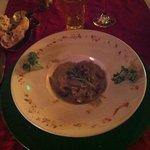 Escargots après la soupe ( en soirée étape )