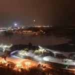 18階からの眺め(夜)