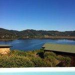 awesome view of the Knysna Lagoon