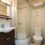 Bathroom, shower cabinet