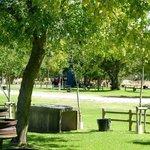 the campsites at De Hollandsche Molen