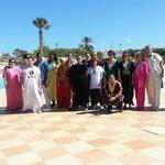 que du bonheur défilé de mode journée Tunisienne