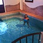 ancora la nostra piscina
