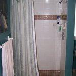Shower / Grandmas guestroom
