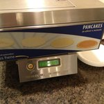 Pancake machine!