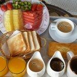 le petit déjeuner : une merveille