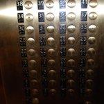 tastiera ascensore