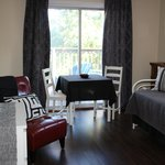 Sitting Area, Suite 2