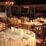 Sala ultimo piano ristorante