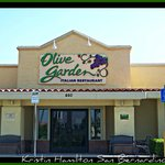 Stop in at Olive Garden on Hospitality Lane.