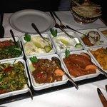 starter of Syrian vegetarian journey