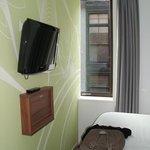TV und Fenster