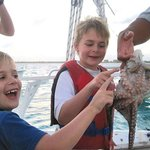Family Fun in Belize on the Sirena Azul Sailboat