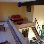 mezzanine in my suite