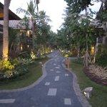 ..viale dell'hotel