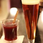 Hot Wine and Beer @downstairs lounge