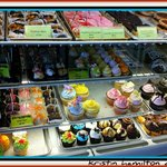 Stop in at the Bakery for Delicious Treats.