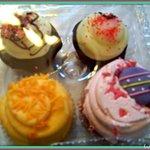 Delicious Mini Cupcakes.