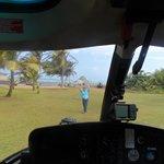 Salida helicoptero