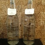 unlimited bottled water