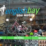 English Bay Bike Rentals