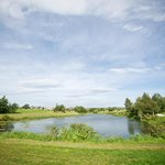 Trout Fishing Lakes on the farm