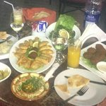 Lebanese good food!