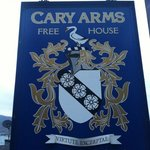 cary arms sign