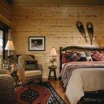 Deluxe King Cabin