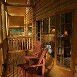 Deluxe Cabin Deck