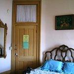 inside room 18