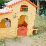 The play house in the park