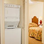 Washer & Dryer in every suite