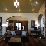 Our newly updated lobby is the perfect place to relax and unwind.