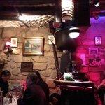 L'Etoile du Berger: Decoración y pequeña barra