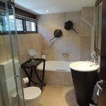 Bathroom in room 1