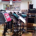 stanza della musica