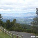 Ridge/valley view