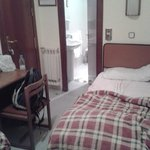 Basic room with ensuite facilities