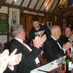 Burns Night 2013 - 2014 Fully Booked, thank you