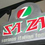 Sa Za Sign