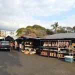tent area farmers market!